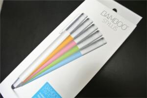 bamboo stylusパッケージ