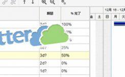 無料でプロジェクト管理・ガントチャートが作れるツール「Gantter」