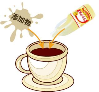 コーヒーフレッシュの原材料