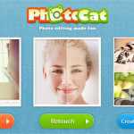 PCでも写真加工をスマホアプリのように簡単にできるツール