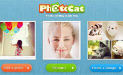 パソコンでも写真加工をスマホアプリのように簡単にできるツール