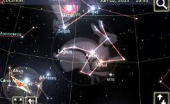 星空を楽しむアプリ「StarTracker」-まるで自宅でプラネタリウム