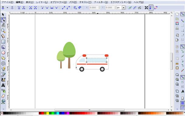 illustrator トンボ 保存 pdf