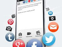 複数のSNSに一括で投稿ができる『Everypost(Twitter & Facebook)』が便利!