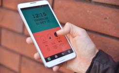 Androidのホームをオシャレに機能的にするアプリ『WidgetHome』