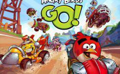 あの鳥がレースになった『ANGRY BIRDS GO!』はマリオカートのようだ!