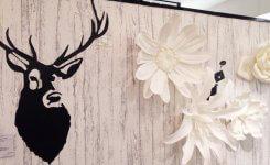 壁にこそアートの楽しさを!センスよく壁を飾るウォールステッカー