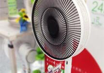 夏が近づけば扇風機でしょ!色とバランスでコーディネート