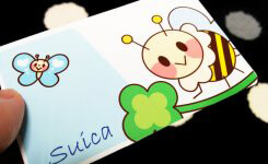 Suica等の電子マネーも個性的に!『ICカードステッカー』を手作りする方法