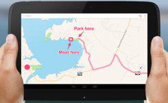 写真・地図・Webページに矢印や枠を描けるアプリ『Skitch』