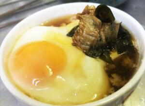 だし醤油だけで作るおいしい卵豆腐