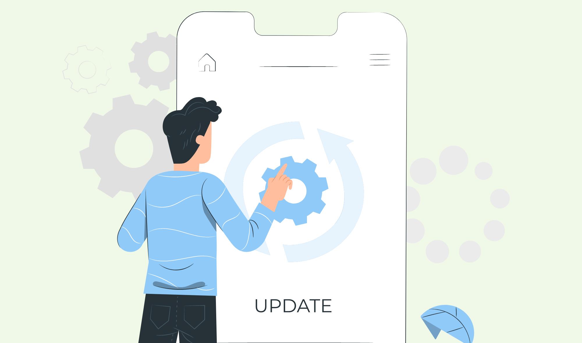 アプリを自動更新しないように設定する方法(iOS / Android)