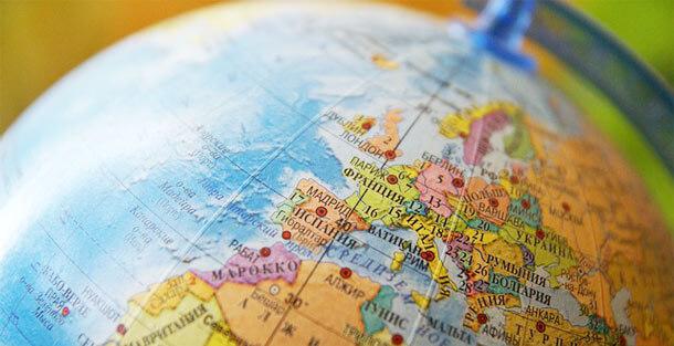 世界の国名と首都一覧