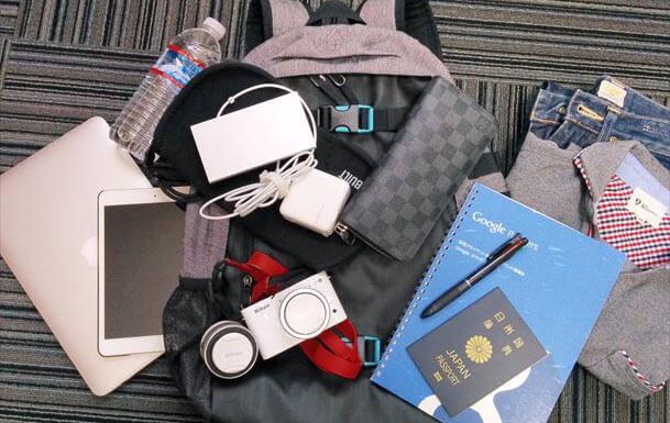 NIXON SMITH2 - カメラとノートパソコンが入るバッグ
