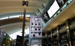 海外の空港で迷子になったらおねえさんに聞け!LAXで迷子になったよ