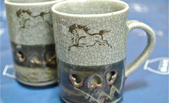 陶器なのに二重構造ってすごくない!?福島の伝統工芸品「相馬焼」