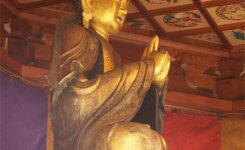 五郎丸ポーズの仏像で必勝祈願!岐阜県の関善光寺が五郎丸仏像で話題