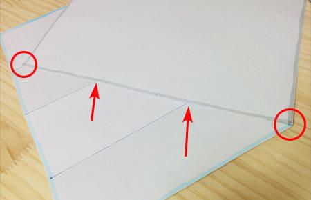 ハート 折り紙 手紙 三つ折り 方法 : iscle.com