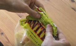 菓子袋の便利な閉じ方を3つ紹介!こんな手があったなんて…