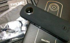 360度カメラ『Theta S』があれば思い出が空間ごと保存できる!