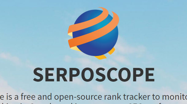 serposcope 検索順位チェック