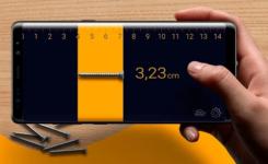 カメラ撮影で寸法測定!写真から長さ・角度を測るアプリ『定規』