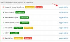 PHP7でエラー?プラグインやテーマがPHP7に対応済みか確認する方法