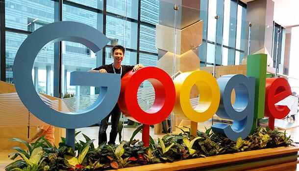 Google シンガポールオフィス