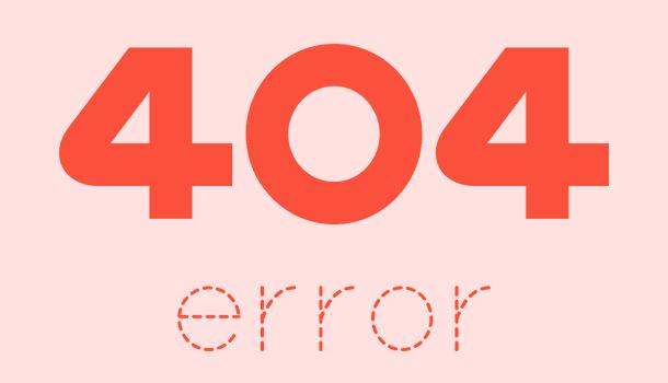 404エラーページをオリジナルで作成してアクセスを逃さない!