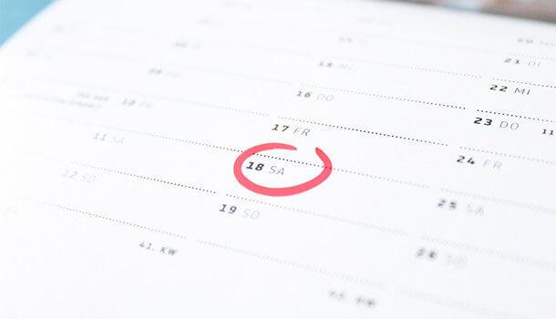 Googleカレンダーで海外の祝日を表示させる手順