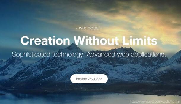 wixcodeでページを一括で作成