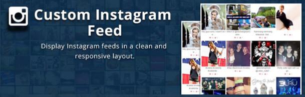 Custom Instagram Feed