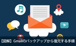 【図解】GmailのバックアップからThunderbirdで復元する手順