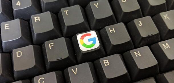 キーボードの「G」キーの部分に貼るシール