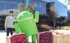 米GoogleのPEサミットに参加!Googleグッズのプレゼントもあるよ