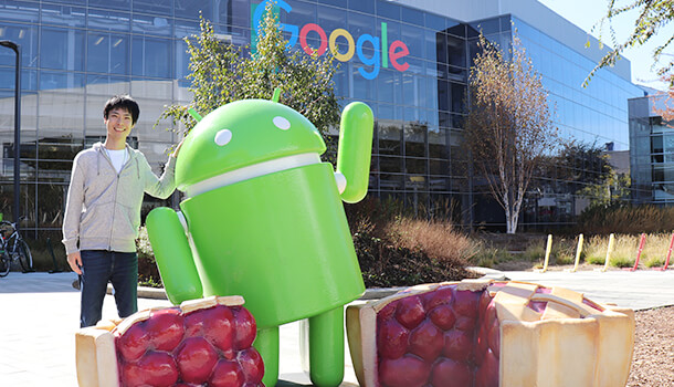 米GoogleのPEサミットに参加!