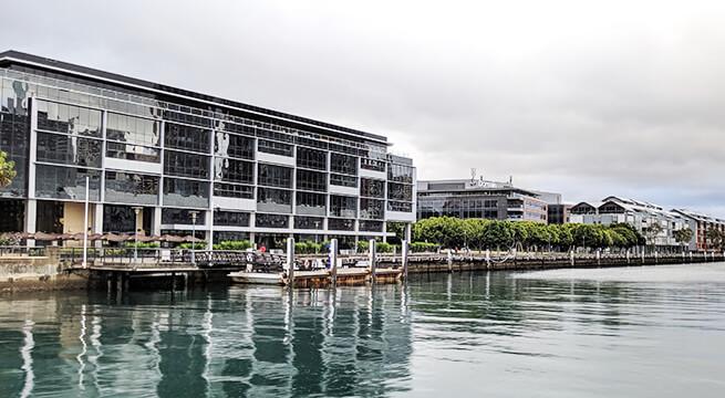 Google シドニーオフィスの外観