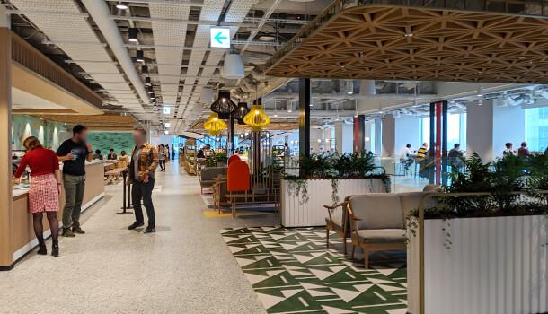 Google社員食堂